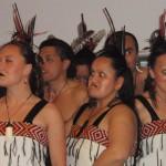 Foto maori haka